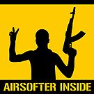 Airsofter inside by MrYum