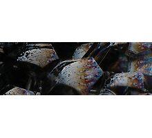 coloured bubbles 3 Photographic Print
