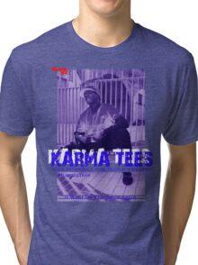 KARMA TEE feat Conscious Vibes Tri-blend T-Shirt