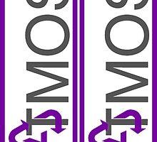 Atmos Sticker by brony1993
