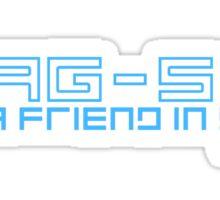 AG-S HD Sticker