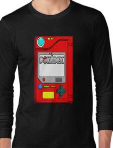 Pokedex - Pokemon t-shirt Long Sleeve T-Shirt