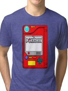 Pokedex - Pokemon t-shirt Tri-blend T-Shirt