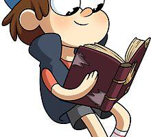 Gravity Falls - Dipper by JimHiro