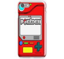 pokedex iphone case iPhone Case/Skin