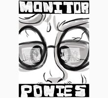 Monitor Ponies Unisex T-Shirt
