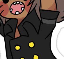 So Zetta Spooky Sticker