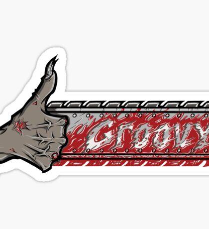 That's Groovy = Sticker Sticker
