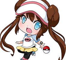 PKMN Trainer Mei by PocketCucco