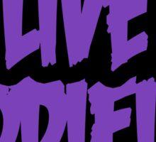 Live Modified Sticker