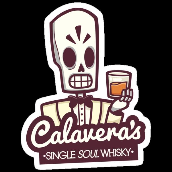 Calavera's Single Soul Whisky by cronobreaker