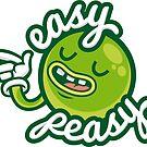 Easy Peasy by cronobreaker