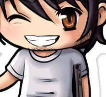 Chibi Mike Sticker