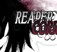 Reaper Tales - Corrupted Sticker