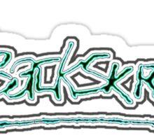 Dj Backratch Sticker