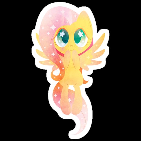 Butterfly shy by DisfiguredStick