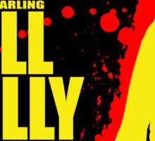 Kill Billy Sticker (Shirt in Description) Sticker