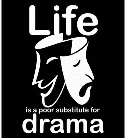 Drama v Life - Sticker Sticker
