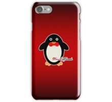 DrunkTuxedo iPhone Case iPhone Case/Skin