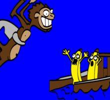 Monkey Jaws (Sticker Only) Sticker