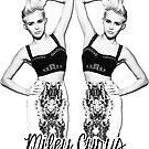 Miley Cyrus by Catherine O'Hagan