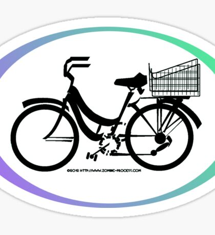 Mamachari - Everyone's favorite cruisin' bike. Sticker
