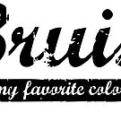 Bruise is my favorite color Decal v3 by five5six