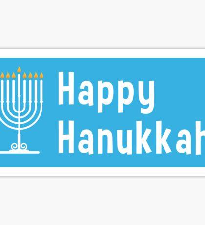 Hanukkah sticker Sticker