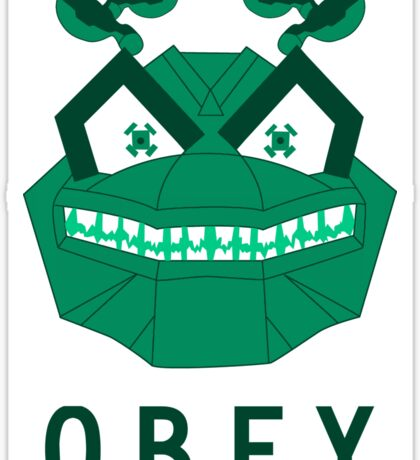 Komplex OBEY Sticker