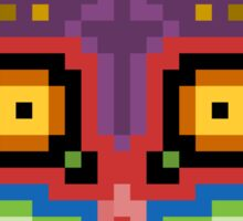 "Pixel ""Majora's Mask"" - Legend Of Zelda Sticker"