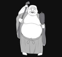 Japanese Buddha T-Shirt Kids Tee