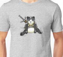 Pete the Panda Warrior  Unisex T-Shirt