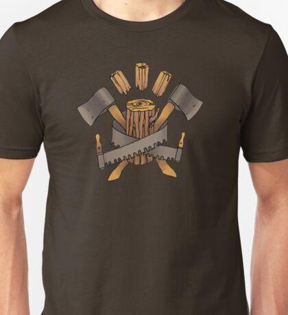 Lumberjack Unisex T-Shirt