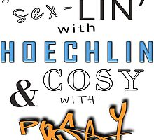 Sexlin' with Hoechlin & Cosy with Posey by crucivo