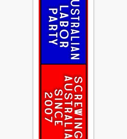 ALP FAIL Sticker