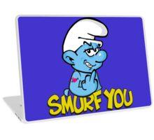 smurf_you Laptop Skin