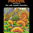 Parzival's Contact Card sticker by dopefish