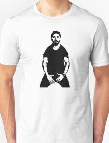 """""""Just do it"""" -Shia LaBeouf T-Shirt"""