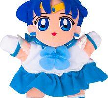Sailor Mercury Cutie by LilithScream