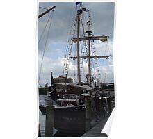 Replica Ship Poster
