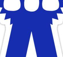 FTF Blue Ribbon Sticker