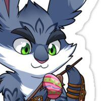 RoTG - Bunnymund Sticker