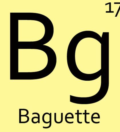 Baguette Sticker