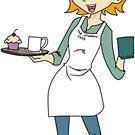 Jenny's apron by ladydove