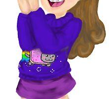 Gravity Falls- Mabel by JeebsPheebs