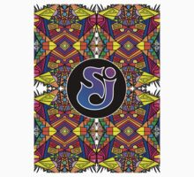 String Cheese Incident - Trippy Pattern 5 Baby Tee