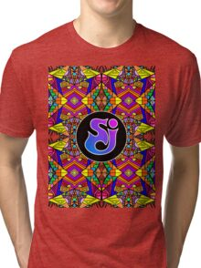 String Cheese Incident - Trippy Pattern 5 Tri-blend T-Shirt