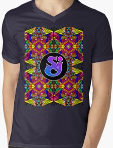 String Cheese Incident - Trippy Pattern 5 Mens V-Neck T-Shirt