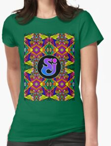String Cheese Incident - Trippy Pattern 5 Womens Fitted T-Shirt