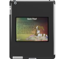 Sock Thief - Short Film iPad Case/Skin